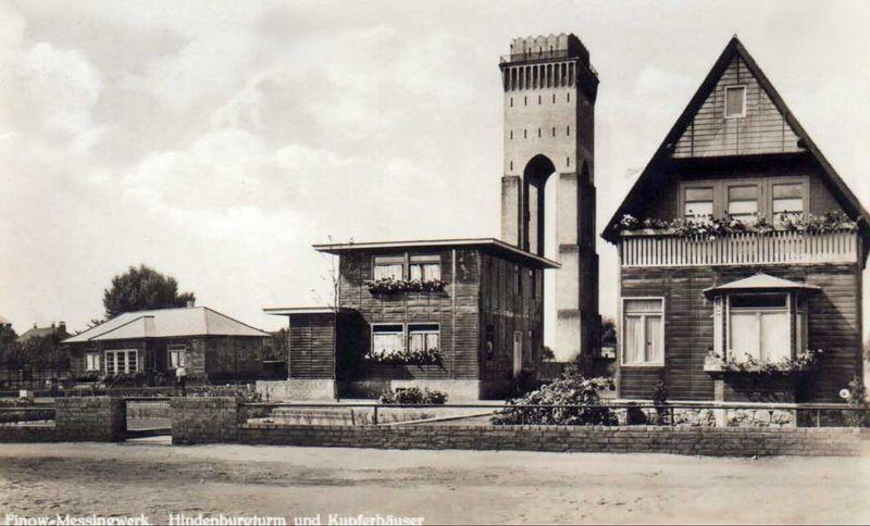 Kupferhäuser Eberswalde-Messingwerk