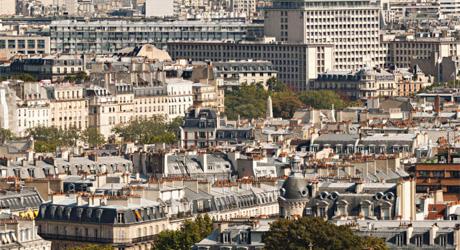 Paris in 26 Gigapixeln
