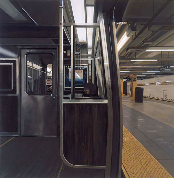 14th Street Subway Station, 2003