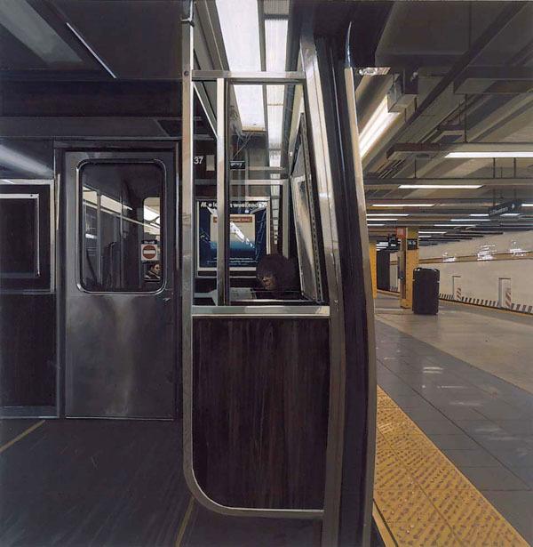 14th Street Subway Station, 2003