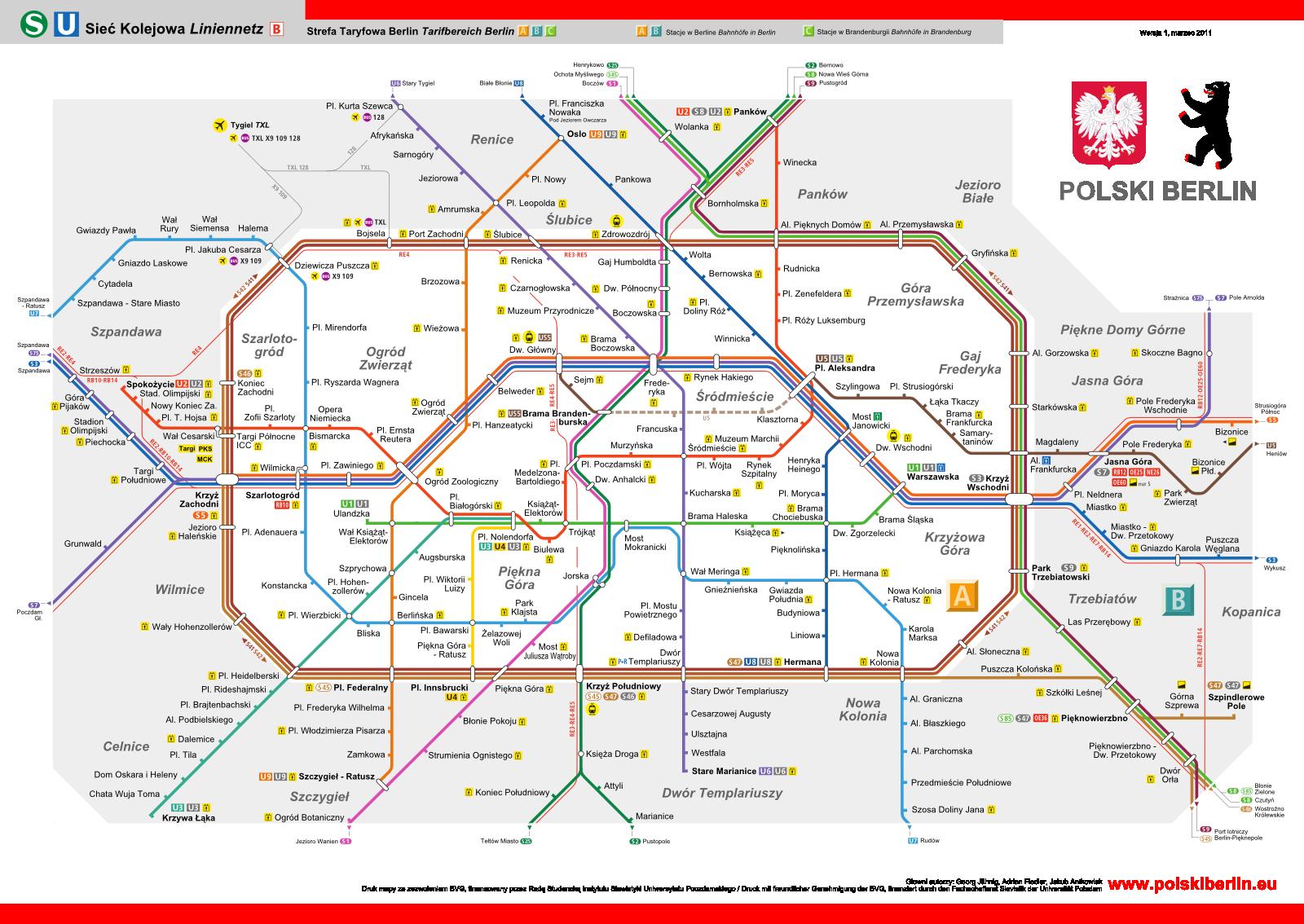 S Und U Berlin