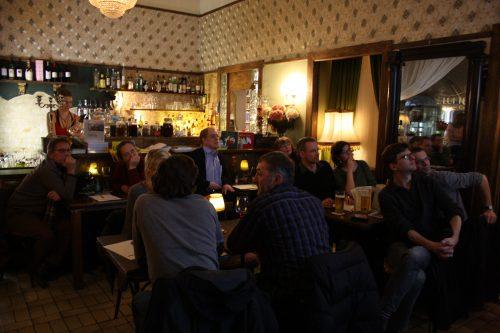 urbanoQUIZ#5 im Café Luftbrücke