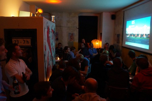 urbanoQUIZ#4 in der Moritz Bar im Wedding