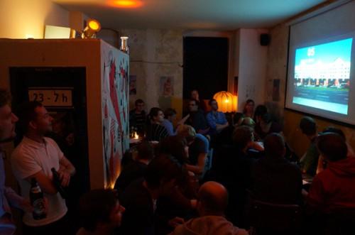 urbanoQUIZ#4 in der Moritz Bar im Wedding