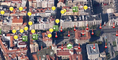 Smart Santander Map