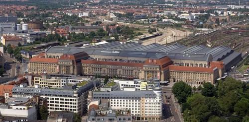 Quelle: Wikimedia/Manecke, CC-BY-SA 3.0, http://commons.wikimedia.org/wiki/File:Leipzig_Hauptbahnhof.JPG