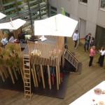 Building Blocks Berlin  - Richtfest 2
