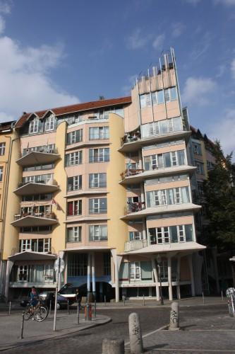 Eckgebäude