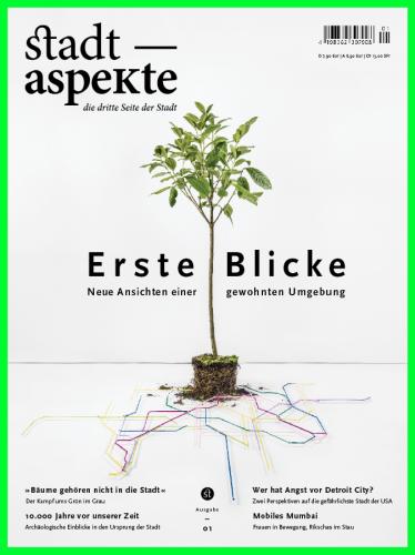 stadtaspekte 01.2013