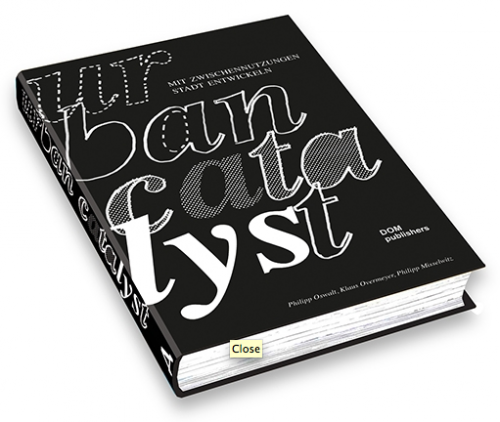 Urban Catalyst Book