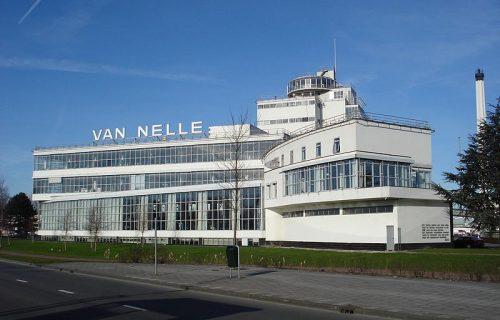Quelle: Wikimedia/F.Eveleens, CC-BY-SA 3.0, http://commons.wikimedia.org/wiki/File:Rotterdam_van_nelle_fabriek.jpg