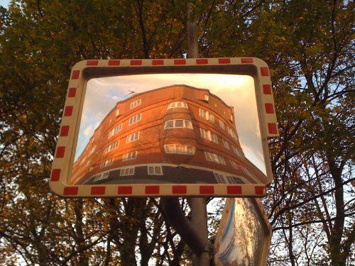 Expressionistischer sozialer Wohnungsbau in Amsterdam: Het Schip (1917-1921), Bild: T. Karge