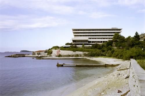 © Foto: Wolfgang Thaler Hotel Pelegrin in Kupari