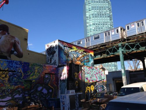 5Pointz, Queens/ NYC; Foto: Luise Flade