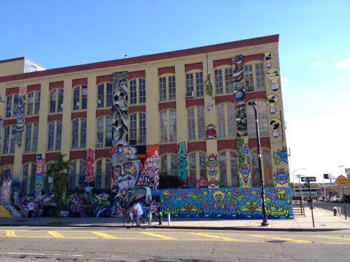 5Pointz, Queens/ NYC; Foto: Luise Flade
