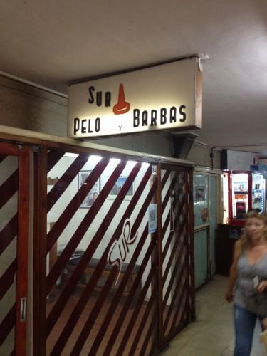 Pasaje Obelisco Sur, Buenos Aires, San Pelo Barbas