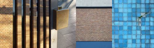 Materialien und Details der Beethovenhalle