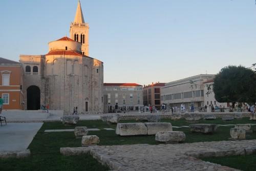 Die Kirche des Heiligen Donatus