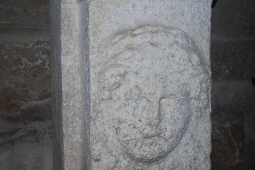 Antike Bauelemente