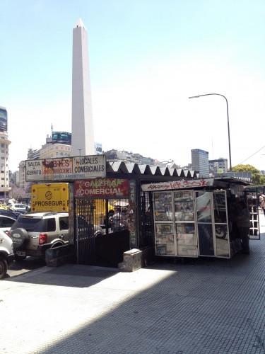 Pasaje Obelisco Sur, Buenos Aires