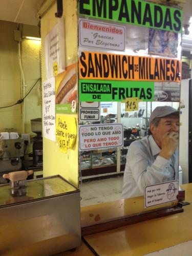 Pasaje Obelisco Sur, Buenos Aires, Mac Sandwiches