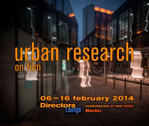 Urban Research 2014