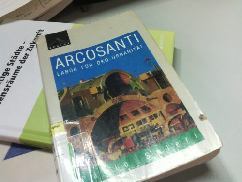 Cover Arcosanti