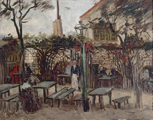 "Ausflugslokal in Montmartre: ""La bonne franquette"" (ehemals ""Le Billard en bois"")"