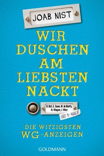 Abb.: Buchcover Goldmann Verlag