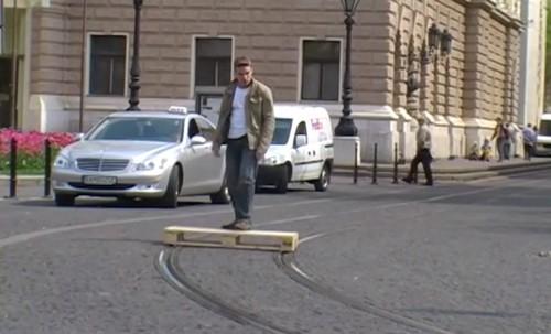 Abb.: Sceenshot aus einem Video von Tomáš Moravec.