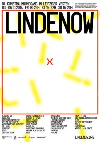 Lindenow-Plakat