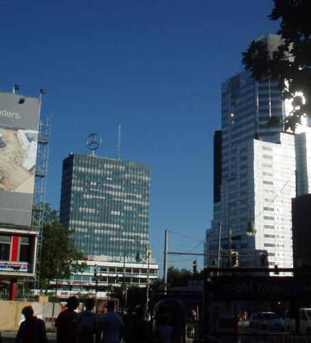 Breitscheidplatz mit Europacenter
