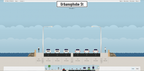 Urbanophobe Street