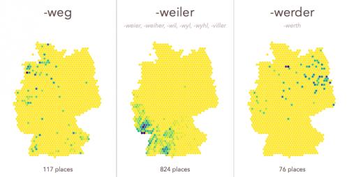 Weg-Weiler-Werder