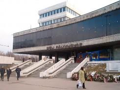 Foto aus der Präsentation - Bahnhof in Budapest
