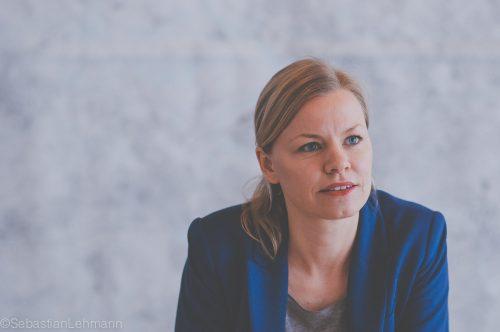 Christine Bleks; Foto: Sebastian Lehmann