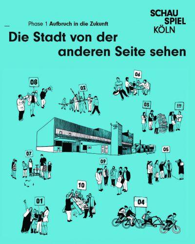 Stadt sehen - ein NSP-Projekt des Schauspiel Köln