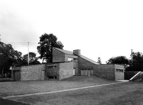 Haus Steimel, Hennef-Sieg (1961-62)