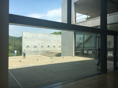Benesse House Museum, Architekt Tadao Ando, 1992