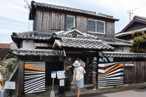 Art House, gestaltet von Thomas Rehberger, auf der japanischen Insel Teshima.
