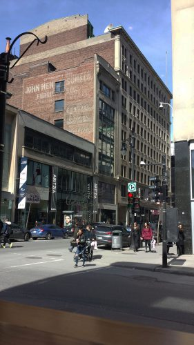 Downtown Montréal