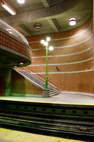 U-Bahn Montréal