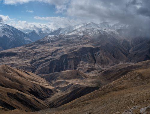 Die Bergwelt des Kaukasus, Aserbaidschan