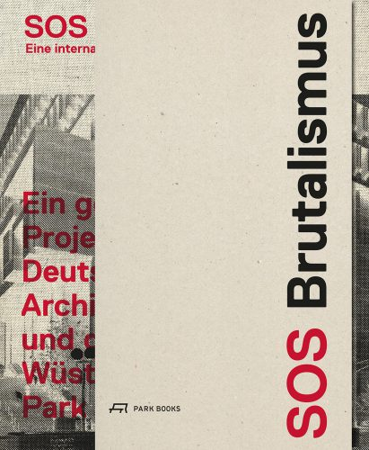 Buchcover SOS Brutalismus