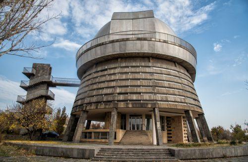 Sternenwarte in Bjurakan, Armenien