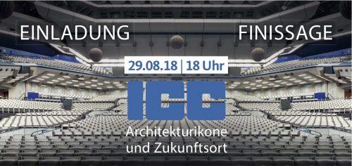Einladung Finissage ICC