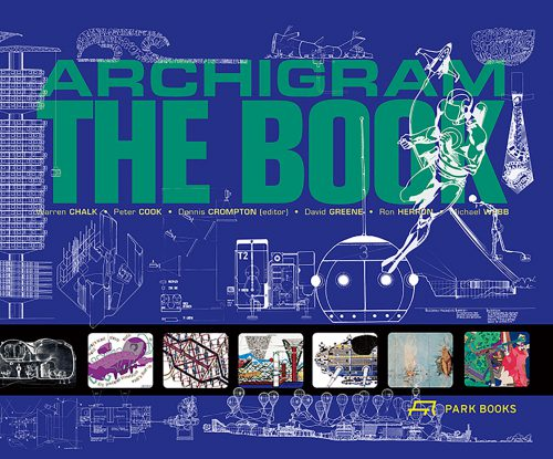 "Cover ""Archigram - The Book"""